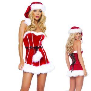 "Kostum božička Naughty Santa - Kategorije  ""Znižano  Znižano"""
