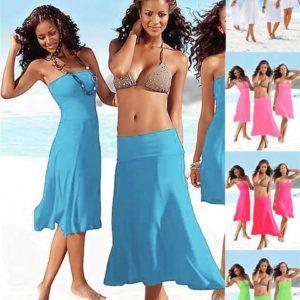 """""""Tunika za plažo Beautiful Summer. več barv"""" - Kategorije  """"Kopalke 2020  Oblačila za plažo"""""""