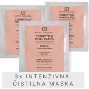 Čistilna maska darilo kozmetika paket