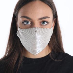 zaščitna maska svetleča