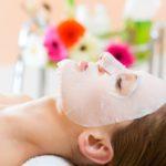 hialuronska in čistilna maska za obraz Belle.si