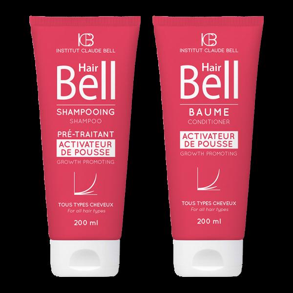 Hairbell komplet šampon balzam za pospešitev rasti las
